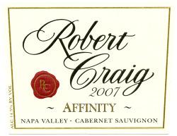 2007 Robert Craig Affinity Label pic